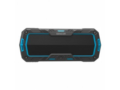 Přenosný reproduktor Sencor SSS 1100, modrý