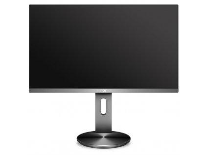 """Monitor AOC I2490VXQ/BT 23.8"""" stříbrný"""