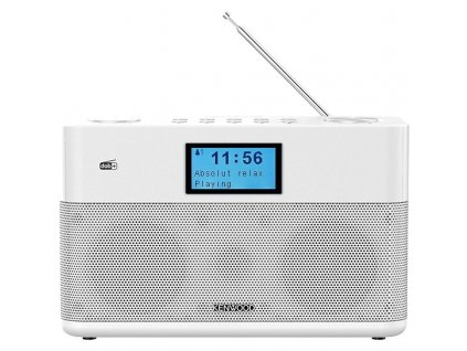 Radiopřijímač DAB KENWOOD CR-ST50DAB-W