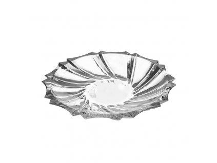 Talíř sklo servírovací CRYSTAL pr. 18 cm