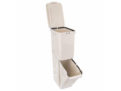 Koš odp. UH na tříděný odpad 35 l 2 díly