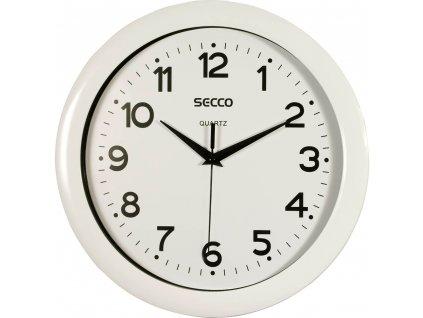 Nástěnné hodiny S TS6026-77 SECCO (508) 28 cm