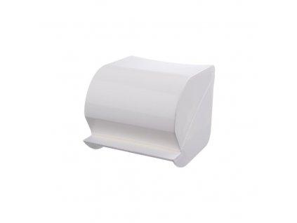 Plastová schránka na toaletní papír 12 x 13 x 11 cm