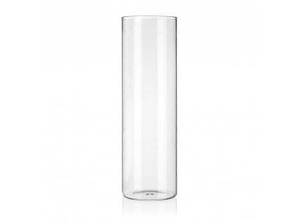 Skleněná váza Banquet Daren 27,4 cm