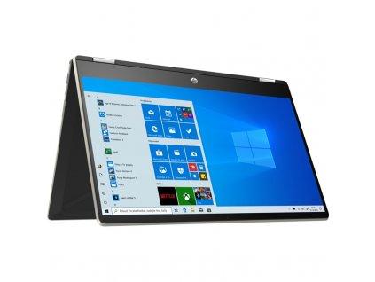 Notebook HP Pavilion x360 15-dq1000nc 1Q0K6EA zlatý