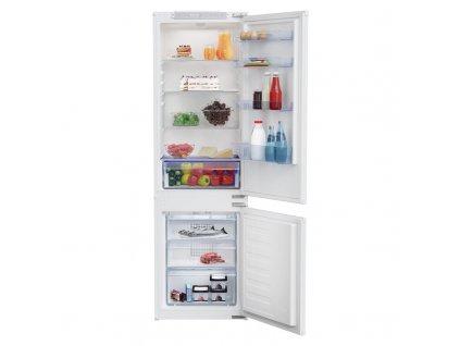 Kombinovaná chladnička Beko BCHA275E4SN NoFrost, vestavná