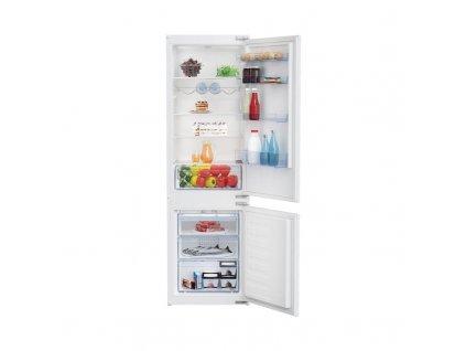 Kombinovaná chladnička Beko BCHA275K4SN NoFrost, vestavná