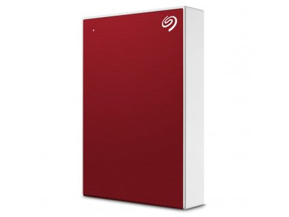 "HDD ext. 2,5"" Seagate Backup Plus Portable 4TB, USB 3.0 - červený"