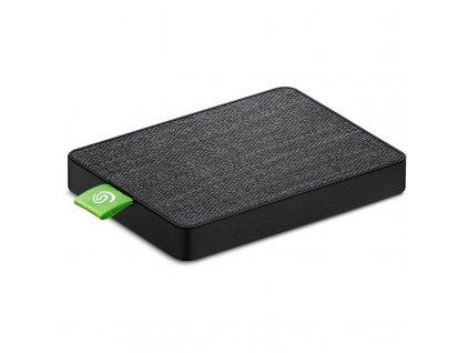 SSD externí Seagate Ultra Touch 500GB, USB 3.0 - černý