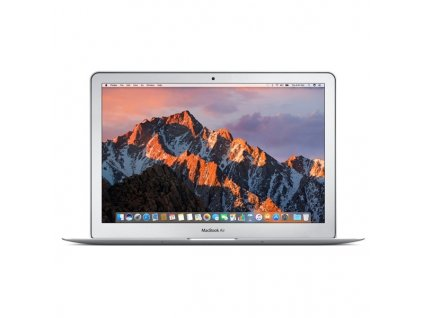 Notebook Apple MacBook Air 13 128 GB - silver