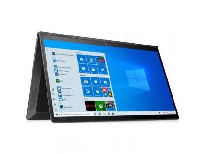 Notebook HP ENVY x360 13-ay0000nc 187M0EA černý