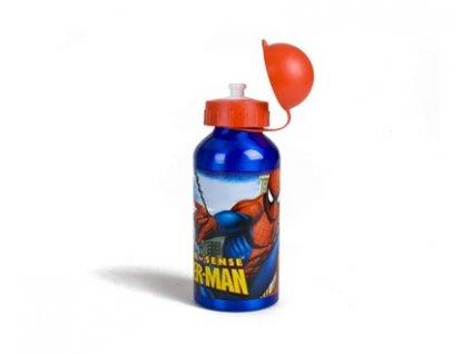 Láhev hliníková SPIDERMAN 400 ml