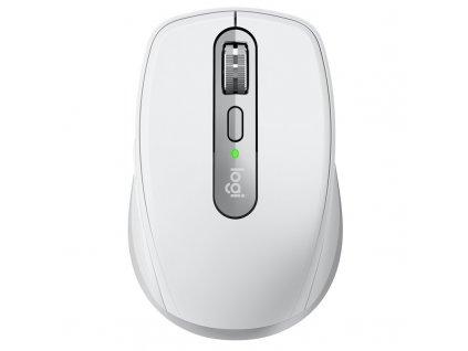 Myš Logitech MX Anywhere 3 / Darkfield/ 6 tlačítek / 4000DPI - šedá