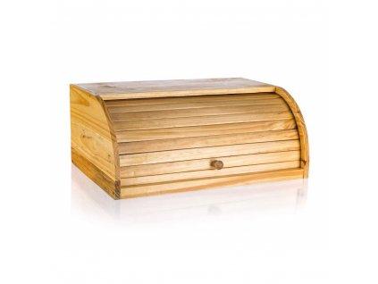 APETIT Chlebník dřevěný 40 x 27,5 x 16,5 cm