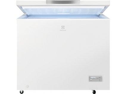 Mraznička Electrolux LCB3LD26W0, truhlicová