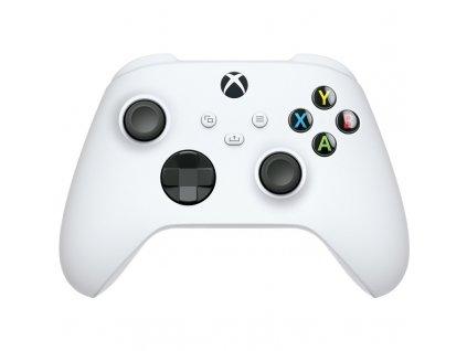Gamepad Microsoft Xbox Series Wireless - bílý