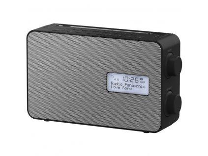 Radiopoijímae DAB Panasonic RF-D30BTEG-K