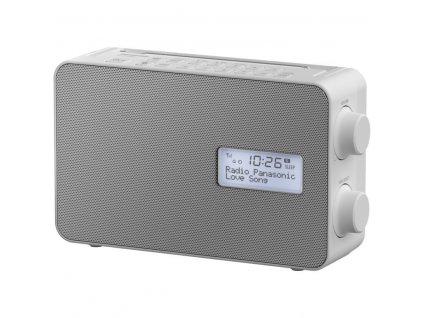 Radiopoijímae DAB Panasonic RF-D30BTEG-W, bílý
