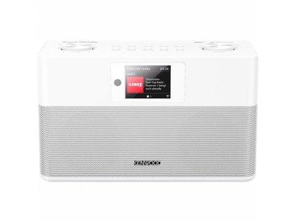 Internetové rádio KENWOOD CR-ST100S-W, bílé