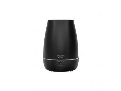 Zvlhčovač vzduchu Concept ZV1021 Perfect Air s aromadifuzérem, černý
