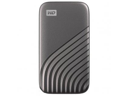 SSD externí Western Digital My Passport SSD 500GB - šedý