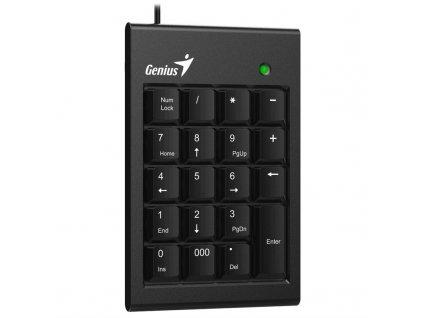 Klávesnice Genius NumPad 100 - černá
