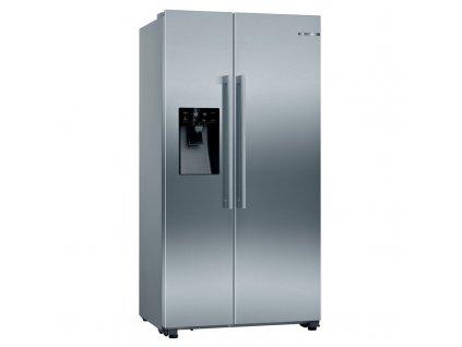 Americká chladnička Bosch KAD93AIEP, NoFrost