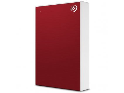 """HDD ext. 2,5"""" Seagate One Touch 5TB - červený"""