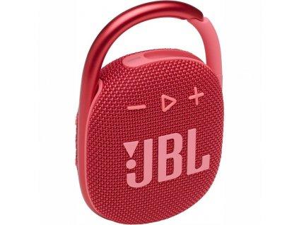 Přenosný reproduktor JBL CLIP 4 RED