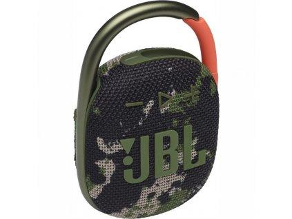 Přenosný reproduktor JBL CLIP 4 SQUAD