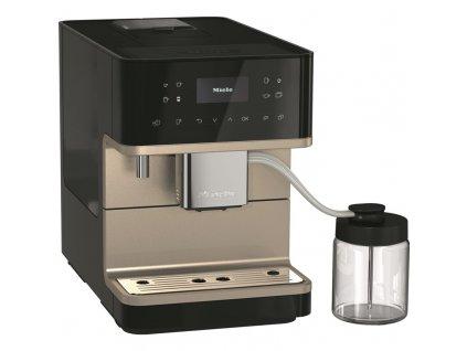 Automatický kávovar Miele CM 6360 obsidian černé