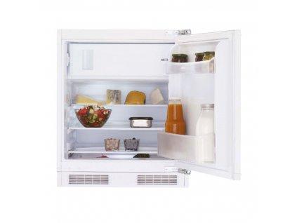 Jednodveřová chladnička Beko BU1153HCN, vestavná