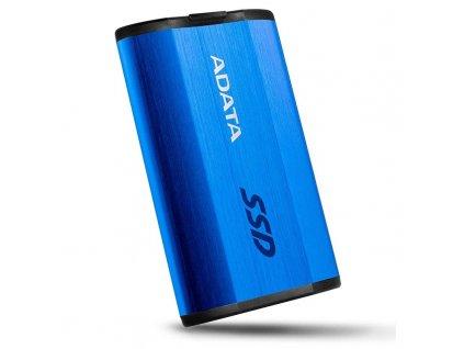 Externí SSD ADATA SE800 512GB - modrý