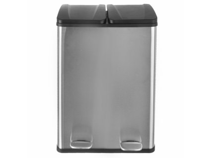 Odpadkový koš na tříděný odpad 2x30 l