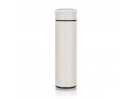 BANQUET Termoska chytrá REWO 420 ml, béžová