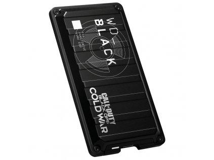 Externí SSD Western Digital WD_Black P50 Game Drive 1TB Call of Duty - černý