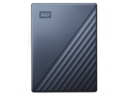 "Externí HDD 2,5"" Western Digital My Passport Ultra 5TB - černý/modrý"