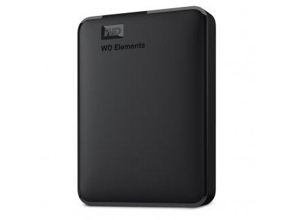 """Externí HDD 2,5"""" Western Digital Elements Portable 3TB - černý"""