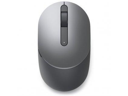 Myš Dell MS3320W / optická/ 3 tlačítka / 1600DPI - šedá