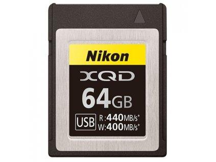 Paměťová karta Nikon XQD 64 GB