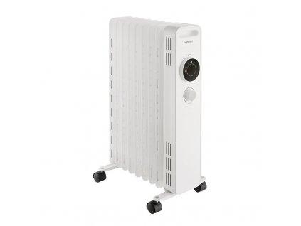 Olejový radiátor Concept RO3309, 2000 W