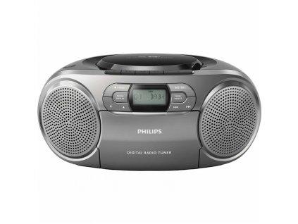 Radiomagnetofon s DAB+/CD Philips AZB600