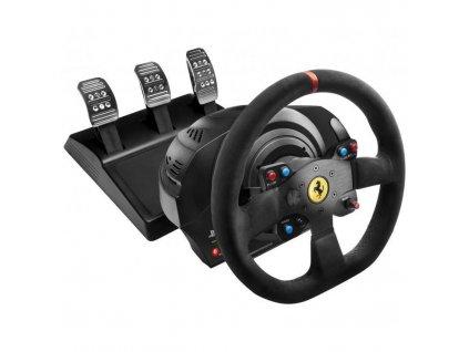 Volant Thrustmaster T300 Ferrari 599XX EVO Alcantara pro PS3/4/5, PC