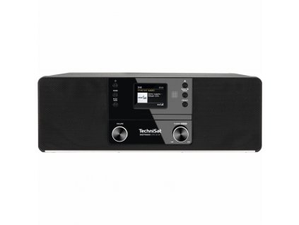 Internetové rádio s DAB+/CD TechniSat DIGITRADIO 370 CD IR, černé