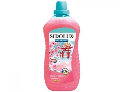 LAKMA Univerzální čistící prostředek SIDOLUX UNIVERSAL SODA POWER Japanese cherry