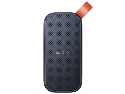Externí SSD Sandisk Portable 480GB - černý