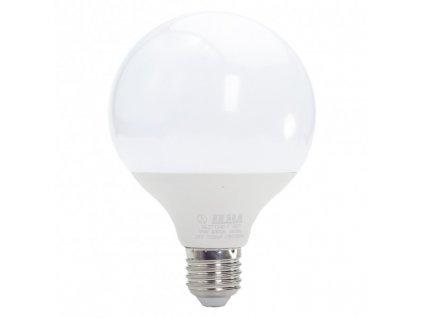 Žárovka LED Tesla globe, 15W, E27, neutrální bílá