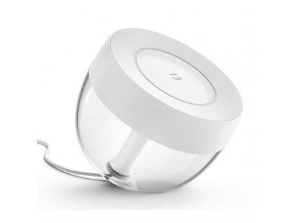 Stolní LED lampička Philips Hue Iris Bluetooth - bílá
