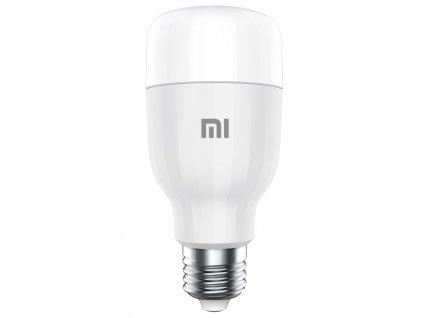 Chytrá žárovka Xiaomi Mi Smart LED Bulb, E27, 8W, teplá bílá