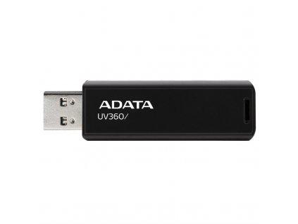 Flash USB ADATA UV360 64GB USB 3.2 - černý